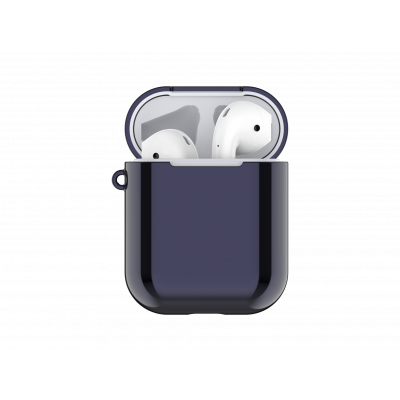 Electroplate case for AirPods