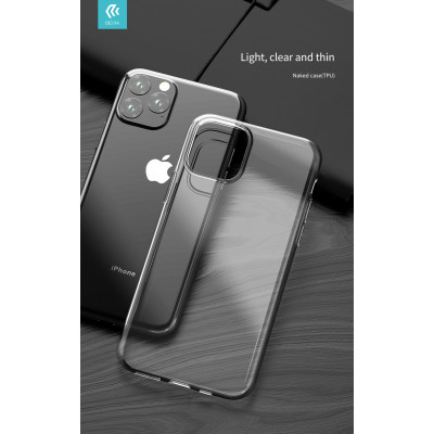 Naked case (TPU) – iPhone 11 Pro Max