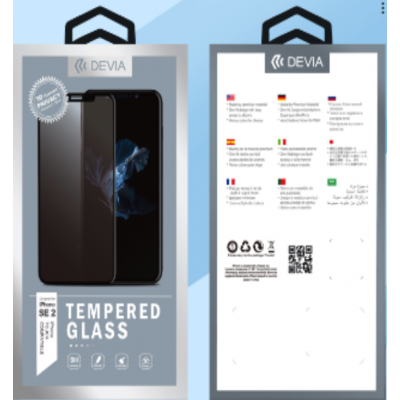 Real Series 3D Full Screen Privacy Tempered Glass – iPhone 11/Pro/Pro Max