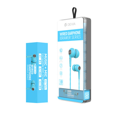IDrawer Series Wired Earphone (8PCS/Set)