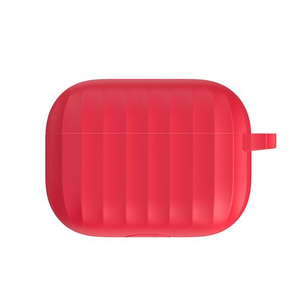 Elf series silicone case suit for AirPods pro(with loophole)