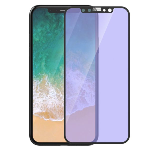 Van Anti-blue Ray Full Screen Tempered Glass – iPhone 11/Pro/Pro Max