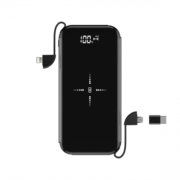 JU series wireless power bank V3 (8000mAh)