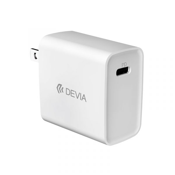 Devia magnetic pd set wall portable usb adapter fast mobile phones cable charger