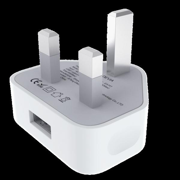 Smart series 2.1A charger set(UK, 2.1A,MFI)