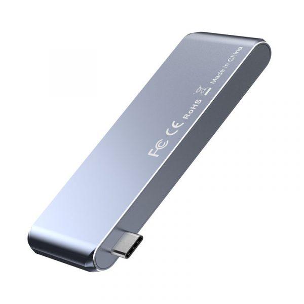 Leopard2 type-c to HDMI USB3.0+USB2.0+PD 4 in 1 HUB