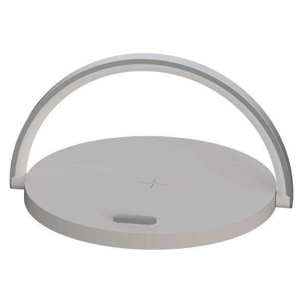 Moon Series Wireless Charger with Atmosphere Lamp