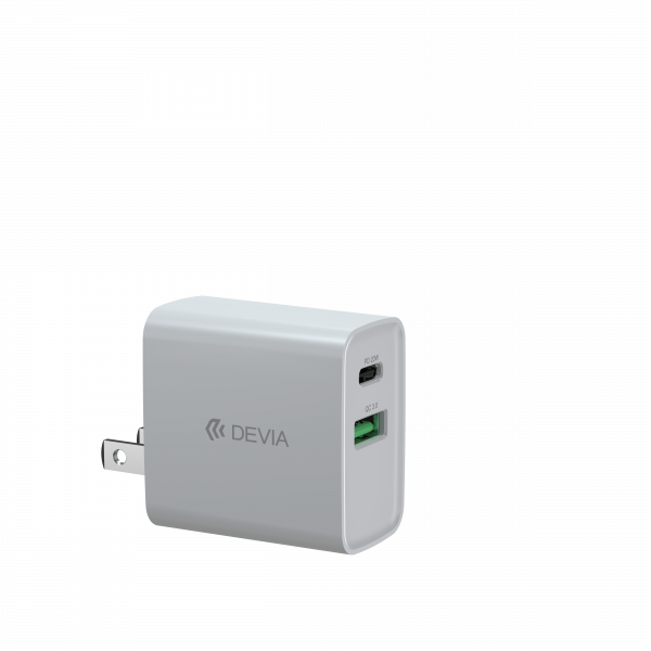 Smart series PD&QC quick charger(US,20W)