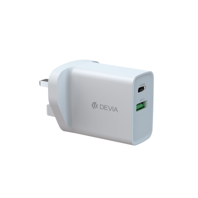 Smart series PD&QC quick charger(UK,20W)