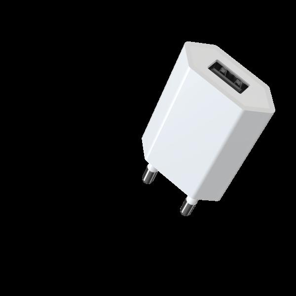 Smart Series EU Charger Set (EU,5V,1A,1USB)