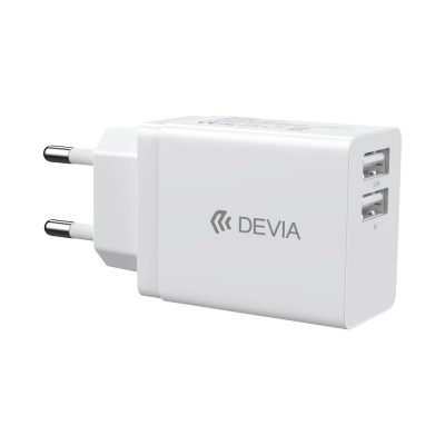 Smart Series 2 USB Charger(EU,2.4A)