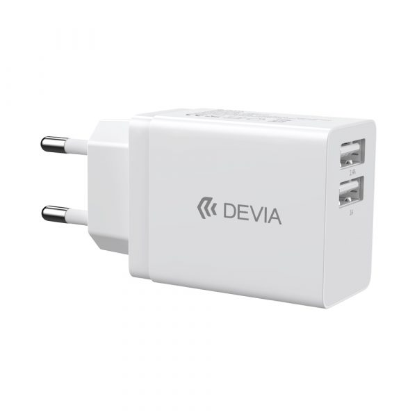 Smart Series 2 USB Charger(EU,2.4A)