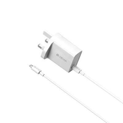 Smart series PD quick charger suit(UK,20W)