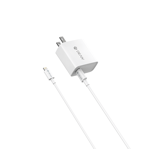 Smart series PD quick charger (US,20W)