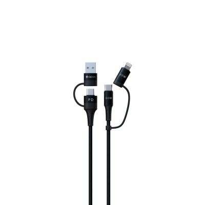 Extreme Series Speed Multifunctions 4 in 1 PD cable