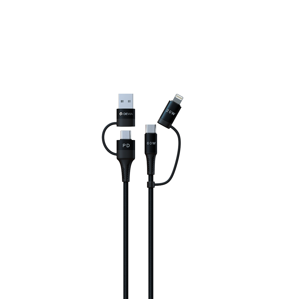 PD cable 4 in 1