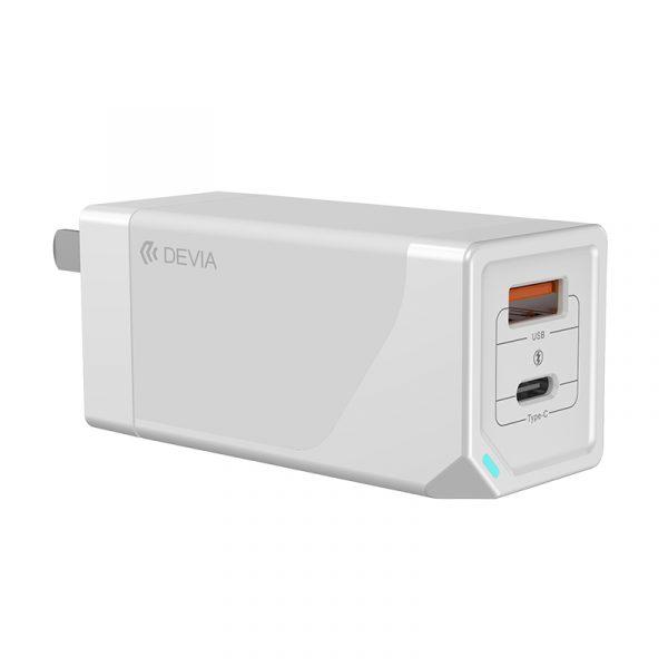 Extreme speed GaN PD+QC 4.0 mini quick charger 65W (EU)
