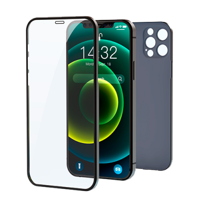 2 in 1 ultra-thin tempered glass