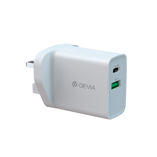 Smart Series PD&QC quick charger (UK, 20W)