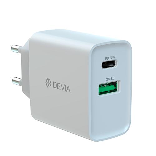 Smart Series PD&QC Quick Charger (EU, 20W)